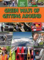 Green Ways of Getting Around