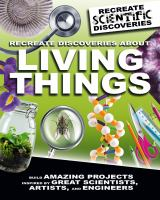 Recreate Discoveries About Living Things
