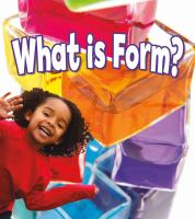 What Is Form?