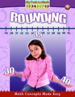 Rounding (My Path to Math)