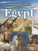 Cultural Traditions in Egypt