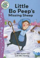 Little Bo Peep's Missing Sheep