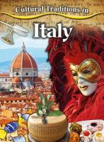 Cultural Traditions in Italy