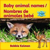Baby Animal Names
