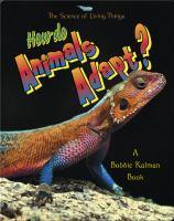 How Do Animals Adapt?