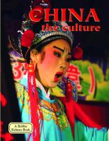 China, the Culture