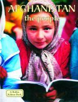 Afghanistan, the People