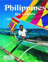 Philippines, the Culture