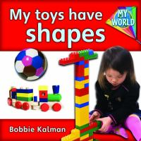 My Toys Have Shapes
