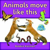 Animals Move Like This
