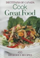 Cook Great Food