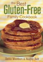 The Best Gluten-free Family Cookbook