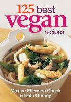 125 Best Vegan Recipes