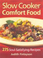 Slow Cooker Comfort Food