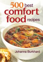 500 Best Comfort Food Recipes