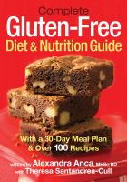 Complete Gluten-free Diet & Nutrition Guide