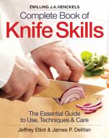 Zwilling J.A. Henckels Complete Book of Knife Skills