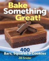 Bake Something Great!