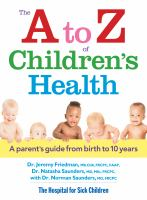 The A to Z of Children's Health
