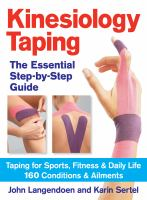 Kinesiology Taping the Essential Step-by-step Guide