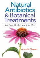Natural Antibiotics & Botanical Treatments