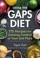Using the GAPS Diet
