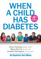 When A Child Has Diabetes