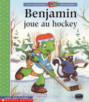 Benjamin Joue Au Hockey