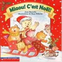 Miaou! C'est Noel!