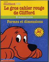 Gros Cahier Rouge De Clifford: Formes