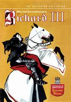 William Shakespeare's Richard III
