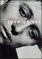 The passion of Joan of Arc La Passion de Jeanne D'Arc