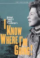 I Know Where I'm Going (DVD)