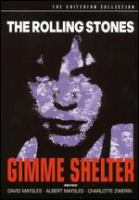 The Rolling Stones Gimme Shelter