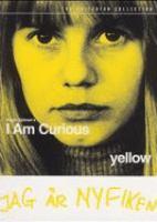 I am curious. Yellow Jag är nyfiken. Gul