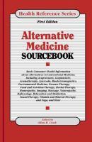 Alternative Medicine Sourcebook