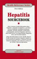 Hepatitis Sourcebook