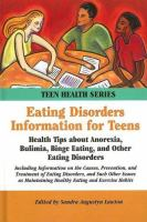Eating Disorders Information for Teens