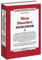 Sleep Disorders Sourcebook