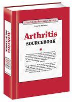 Arthritis Sourcebook