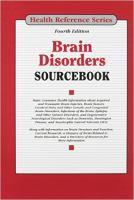 Brain Disorders Sourcebook