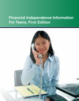 Financial Independence Information for Teens