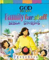 Family Funstuff Bible Stories Preschool