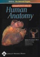 Acland's DVD Atlas of Human Anatomy