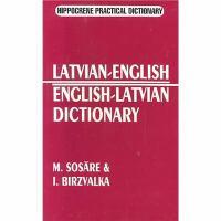 Latvian-English, English-Latvian dictionary