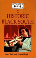 Hippocrene U.S.A. Guide to Historic Black South