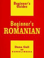 Beginner's Romanian