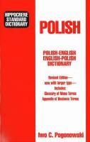 Polish-English, English-Polish