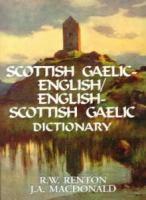 Scottish Gaelic-English, English-Scottish Gaelic