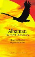 Albanian-English, English-Albanian